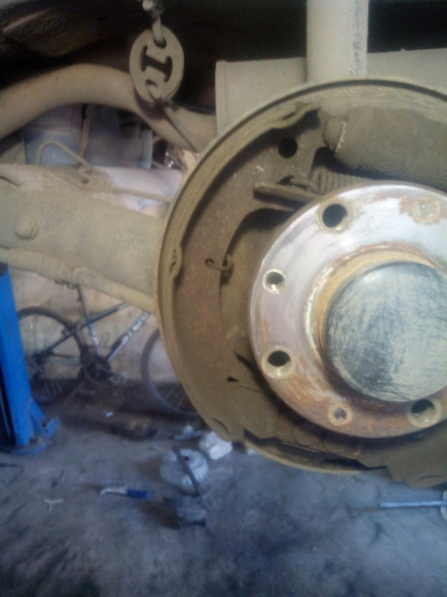 Когда менять тормозные колодки - допустимый износ тормозных колодок - всё о ремонте Лада