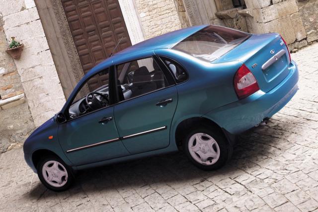 История автомобиля Лада Калина (ВАЗ 1118) - всё о ремонте Лада