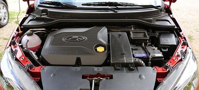 Какой двигатель стоит на Ладе Веста 2016г: фото - всё о ремонте Лада