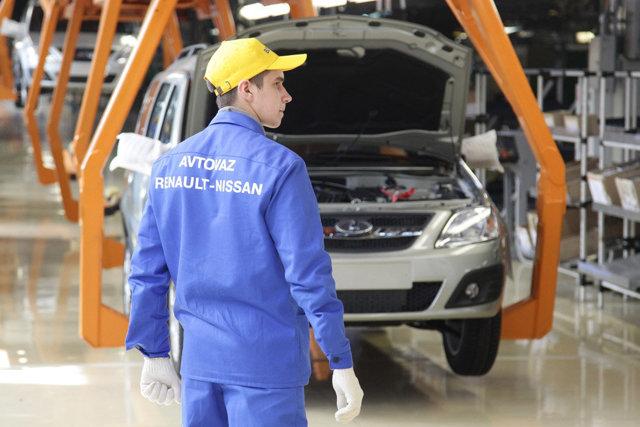 Дополнительные средства на поддержку занятости «АвтоВАЗу» - всё о ремонте Лада