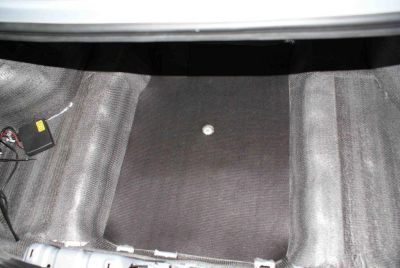 Дополнительная шумоизоляция багажника - всё о ремонте Лада