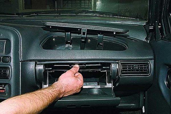 Замена радиатора печки ВАЗ – ремонт радиатора печи своими руками - всё о ремонте Лада