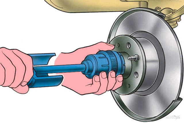 Как продлить срок службы ступичного подшипника передней подвески - всё о ремонте Лада