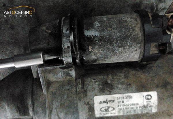 Ремонт стартера автомобиля ВАЗ, основные неисправности - всё о ремонте Лада
