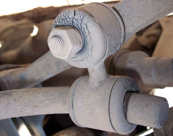 Диагностика стойки и штанги стабилизатора - всё о ремонте Лада