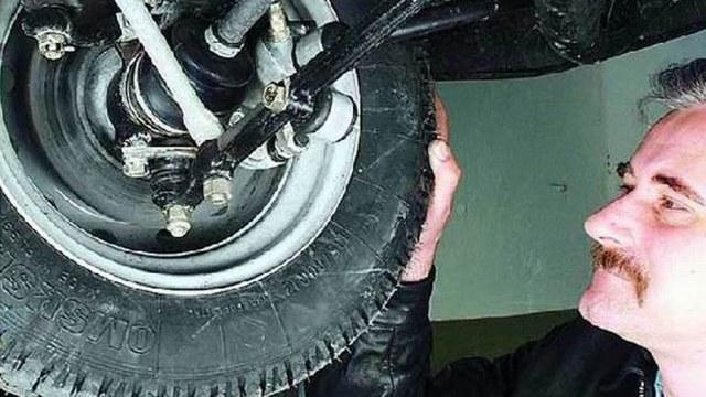 Диагностика наружного ШРУСа и его пыльника - всё о ремонте Лада