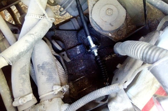 Диагностика и проверка правильности регулировки троса сцепления - всё о ремонте Лада