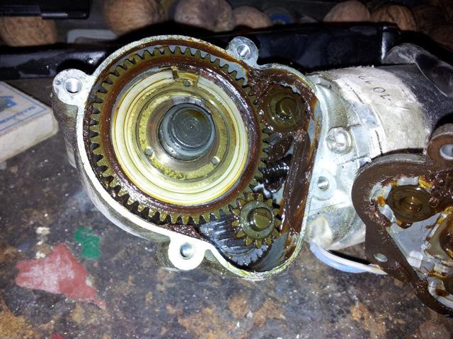 Профилактика трапеции и моторчика стеклоочистителя - всё о ремонте Лада