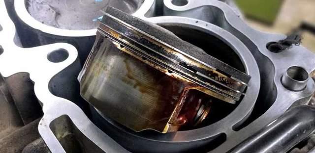 Расход масла в двигателе ВАЗ и признаки износа маслосъемных колпачков - всё о ремонте Лада