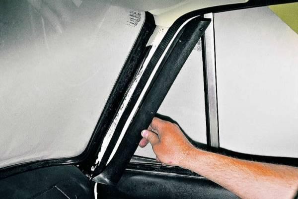 Лобовое стекло ВАЗ, советы  - всё о ремонте Лада