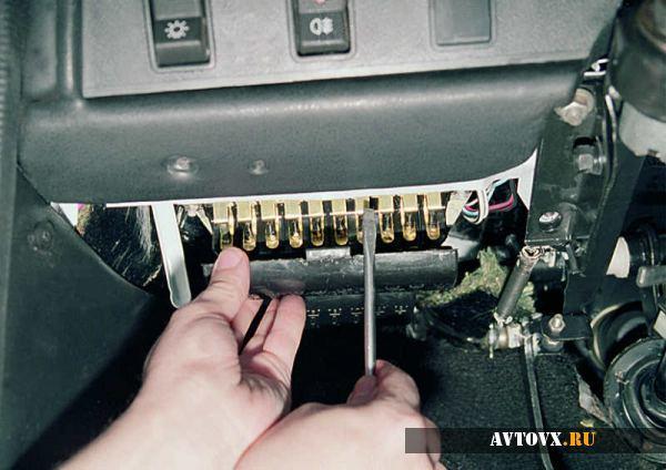 Предохранители в ВАЗ 2106. Проблемы, решения - всё о ремонте Лада