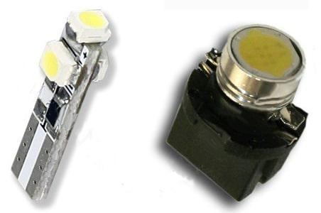 Профилактика ламп приборной панели - всё о ремонте Лада